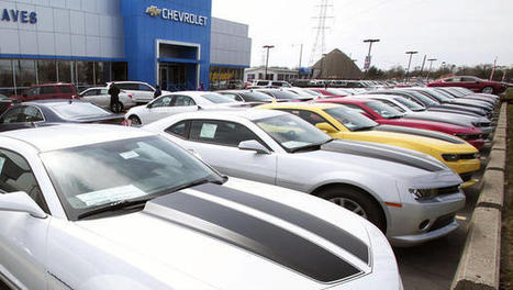 GM settles criminal case over ignition switches | Criminology and Economic Theory | Scoop.it