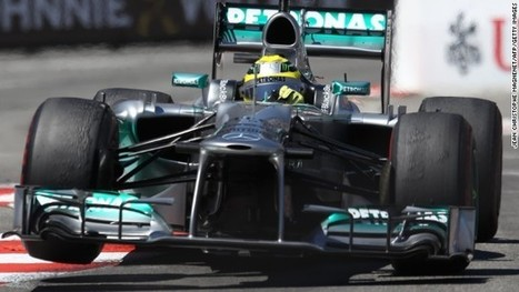 Mercedes and Pirelli face sanctions over F1 tire test | European Autos | Scoop.it