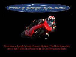 Motorfocus is Australia's home of motor collectibles. | Motorfocus Diecast Models | Scoop.it