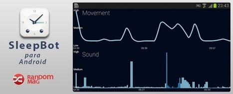 SleepBot - Aplicaciones Android 2014 | Random Mag | Random Magazine | Scoop.it