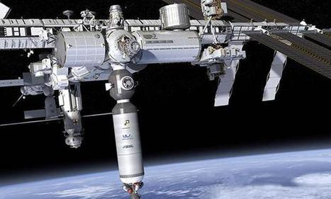 NASA Funds Plan to Turn Used Rocket Fuel Tanks Into Space Habitats | New Space | Scoop.it