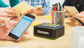 Klaxoon, la box qui promet de dynamiser les formations   Tourisme et Formation   Scoop.it