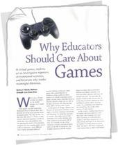 Atlantis Remixed :: Educators | Video Game Design for Schools | Scoop.it
