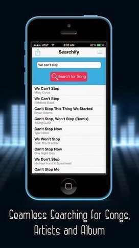 """One click to enjoy songs in Spotify - """"SpotiPremier App"""" 