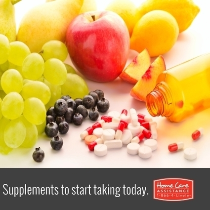Top Rated Supplements for seniors | Home Care Assistance Birmingham | Scoop.it