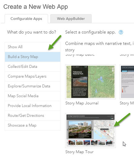 """""""Real Time"""" Story Map Tours   ArcGIS Blog   Everything is related to everything else   Scoop.it"""