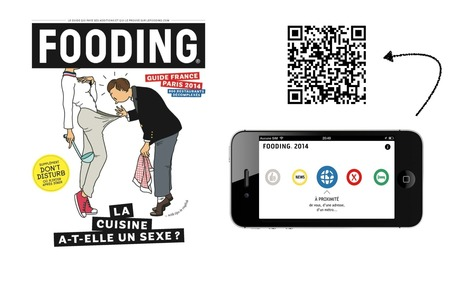 Les applications mobiles du Guide Fooding 2014 | Food & chefs | Scoop.it