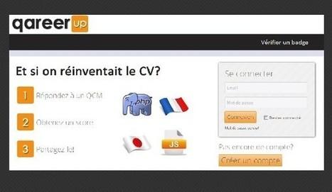 [La France a d'incroyable start-up] Qareerup, testez et certifiez vos compétences! | 1001 StartUps | qareerup | Scoop.it