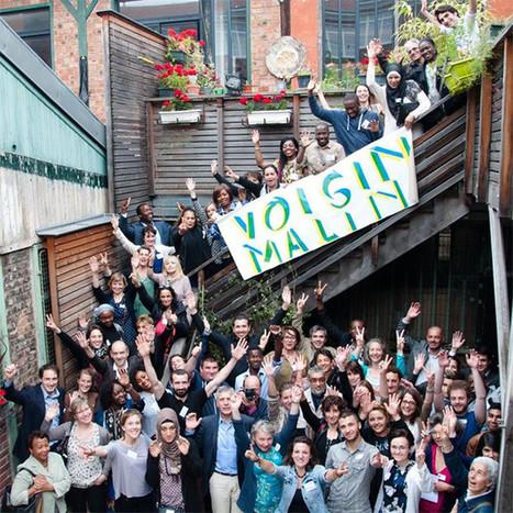 Voisin Malin, ou l'innovation de l'empowerment dans les quartiers populaires | Innovation sociale | Scoop.it