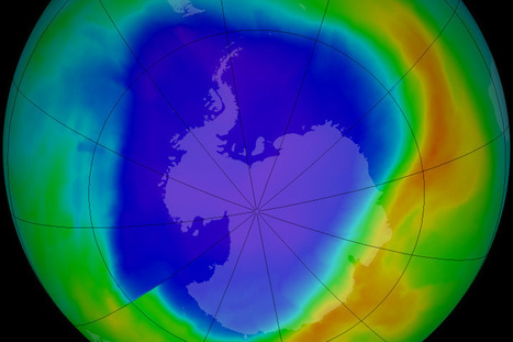 Four new gases found in #Ozone layer ~ source unknown! #Environment | Now is the Time to Help our Oceans & it's Species ! | Scoop.it