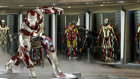 The U.S. Military Is Building an Iron Man Suit | Machinimania | Scoop.it