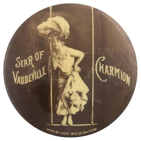 Charmion et le strip-tease au trapèze filmé par Edison en 1901 - La boite verte   politiquesculturelles-cirquecontemporain-artsdansl'espacepublic-bandedessinee-etc.   Scoop.it