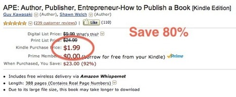One day only: Save 80% on APE to learn how to publish a book | BusinessInRussia | Scoop.it