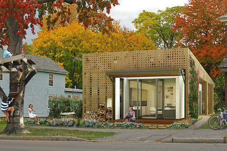 A House That Morphs To Fit Different Family Sizes And Work Patterns | Co. Design | The Architecture of the City | Scoop.it