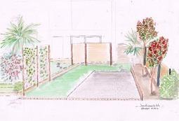 Chantiers futurs - Les projets de jardin à venir de JardiCoach 44 - Jardicoach 44 - coach jardin - Créez le jardin qui vous ressemble - cours à domicile avec un professionel | Esquisses de jardin | Scoop.it