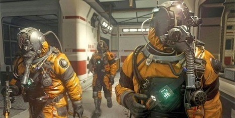 Call of Duty: Advanced Warfare ha tardado en escribir su historia más de 2 años y medio   TotalGame.es   MIS GUSTOS EN GENERAL   Scoop.it