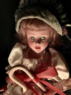 Is this doll haunted? Watch a (creepy) live stream to find out | Strange days indeed... | Scoop.it