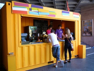 Recycled Shipping Container Buildings Popping-Up All Over London | scatol8® | Scoop.it