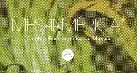 Mesamérica: Hoy comienza la cumbre gastronómica de México ... | Red Mexicana de restauranteros | Scoop.it
