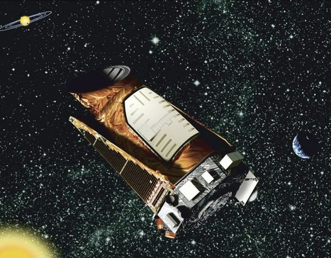 Kepler Telescope Quickly Becoming a $600M Piece of Space Junk - RYOT   Space Junk   Scoop.it