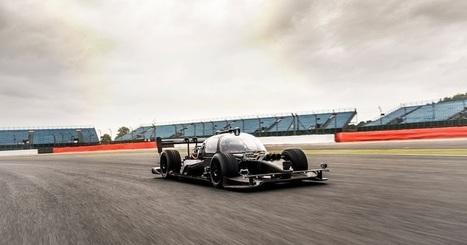 Protótipo da Roborace já acelera nas pistas | Heron | Scoop.it