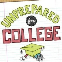 Unprepared for College | Visual.ly | Infographics for English class | Scoop.it