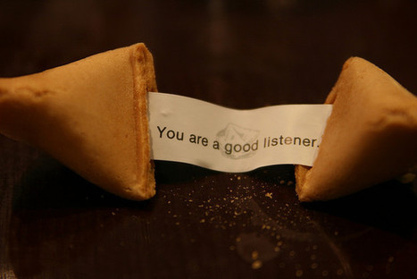 How To Be A Really Really Good Listener | Personal Mastery for Executives | Scoop.it