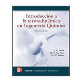 Introducción a la Termodinámica en Ingeniería Química por J. M. Smith | Química para ciencias e ingeniería | Scoop.it