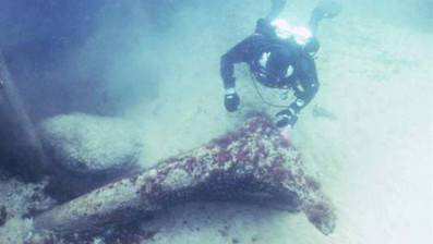 SUEDE : Swedish divers unearth Stone Age 'Atlantis' relics | World Neolithic | Scoop.it
