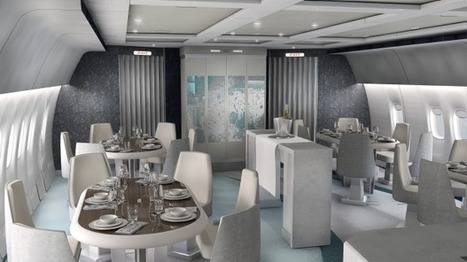 Inside the world's most luxurious passenger plane - Boeing 777 | Aviation & Airliners | Scoop.it
