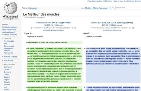 Il modifie Wikipédia pour ne pas être accusé de plagiat par sa prof   Bac de français   Scoop.it