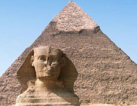 The Pyramids of Giza in Egypt. | Special Tours,Packages and Programs | Scoop.it