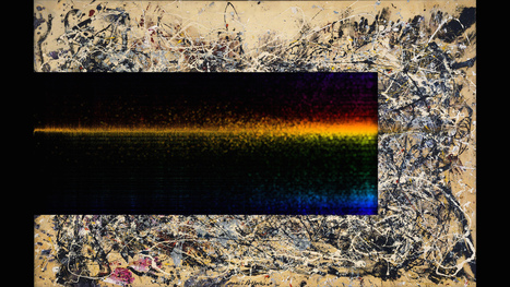Soundscapes Composed from the Colors of Famous Paintings | Creativity | Scoop.it