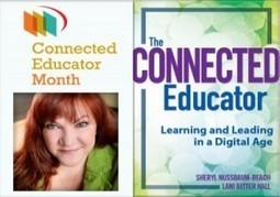 Connected Educator Month - get involved | Collaboration | Scoop.it