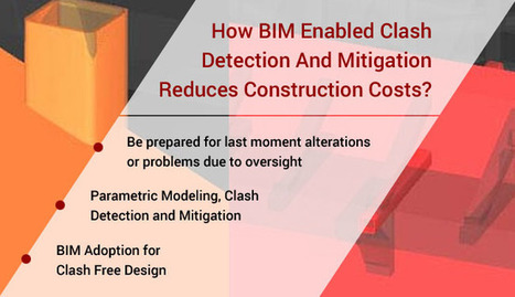 How BIM Enabled Clash Detection and Mitigation Reduces Construction Costs? | BIM Design & Engineering | Scoop.it