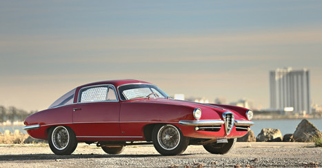 The Fancy Art of Auctioning Million-Dollar Classic Cars | Heron | Scoop.it
