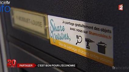 Les Français ont adopté l'économie de partage | Innovation TIC | Scoop.it