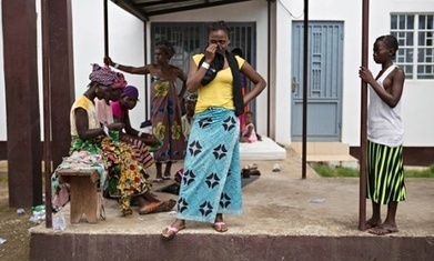 We can no longer ignore Ebola's wider impact – particularly on women   #maternalmonday   Scoop.it