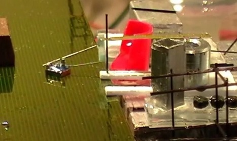 Watch SRI's Nimble Microrobots Cooperate to Build Structures - IEEE Spectrum | COMPUTATIONAL THINKING IN K-12 | Scoop.it
