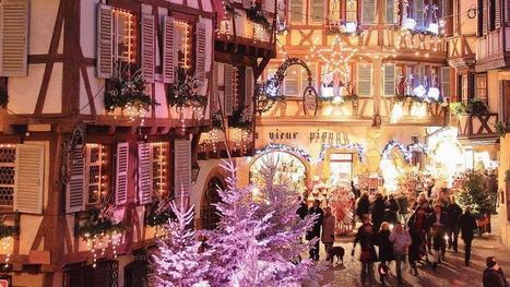 Rendez-vous aux cinq marchés de Noël de Colmar   Colmar et ses manifestations   Scoop.it