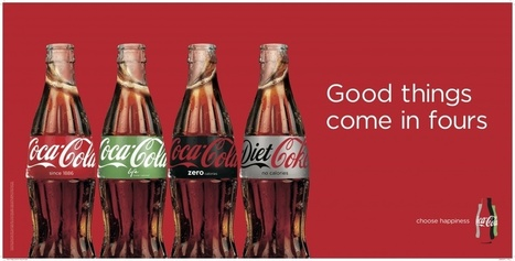 Coca-Cola moves to 'One Brand' strategy, scrapping individual brand campaigns | Food&Bev - Edible News (FMCG & Retail) | Scoop.it