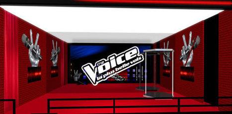 » The Voice : un dispositif digital exclusif pour les grands shows en direct Stars Actu | SOCIAL TV & TV CONNECTÉE | Scoop.it