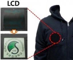 Recharger des appareils électroniques grâce à ses vêtements ? | Innovations urbaines | Scoop.it