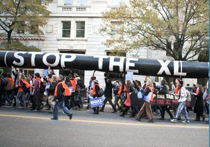 350 Action Endorses Markey for U.S. Senate for His Opposition to Keystone XL | EcoWatch | Scoop.it