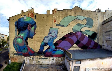 The years with GALERIA URBAN FORMS – In Lodz, Poland | World of Street & Outdoor Arts | Scoop.it