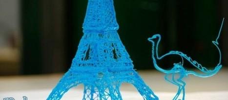 Un bolígrafo para hacer dibujos 3D en el aire | Sociedad 3.0 | Scoop.it