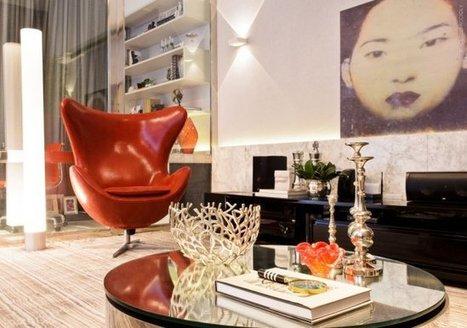 Une maison d'architecte chaleureuse au Brésil | PLANETE DECO a homes world | habitat et deco | Scoop.it