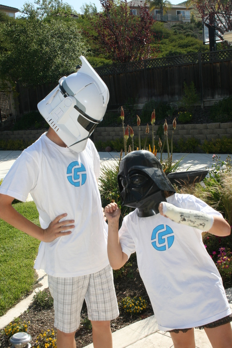 Darth & his trooper are supporting the search for Extraterrestrial Intelligence | Gamification - motivational design | Scoop.it