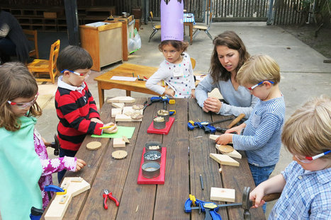 Before Minecraft, The Blocks Were Made Of Wood | Children Family and Community | Scoop.it