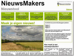 ICT-idee: 6. Een krant maken. | Frans en mixed media | Scoop.it
